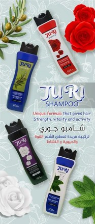 juri shampoo