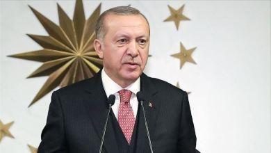Photo of أردوغان يوجه بتحضير حزمة مساعدات طبية للعراق