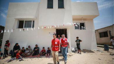 """Photo of """"السكن الإنساني اللائق"""".. مشروع تركيّ لترميم منازل فقراء بغزة"""