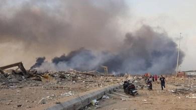 Photo of إصابة 3 مواطنين أتراك في انفجار بيروت