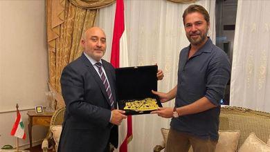 "Photo of ""أرطغرل"" يتضامن مع ضحايا مرفأ بيروت"