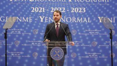 Photo of وزير المالية التركي يعلن عن برنامج اقتصادي جديد