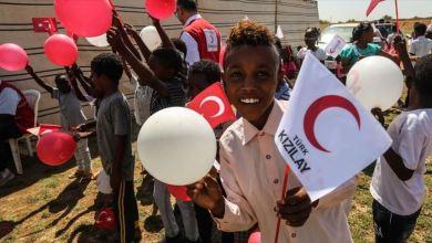 Photo of تركيا تعيد البسمة إلى 100 أسرة سودانية