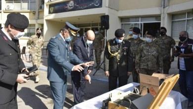 Photo of تركيا تدعم الجيش اللبناني بذخائر حية متنوعة