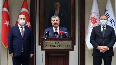 Photo of في ظل تزايد عدد الإصابات .. دعوة من وزير الصحة لسكان إسطنبول