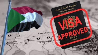 Photo of السودان يفرض على السوريين الحصول على تأشيرة دخول للبلاد