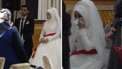 Photo of ليلة العرسان تحولت لكابوس .. الشرطة تداهم حفل زفاف في ولاية تركية //  فيديو