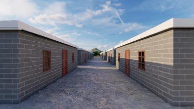 Photo of تسليم 100 منزل لنازحي إدلب بتمويل تركي