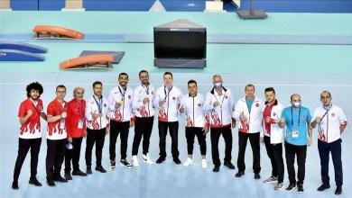 Photo of المنتخب التركي يحرز 8 ميداليات في بطولة أوروبا للجمباز الفني المقامة في مرسين