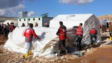 Photo of مساعدات تركية للمتضررين من الأمطار في إدلب