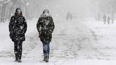 Photo of عواصف رعدية قوية وثلوج قادمة .. تحذير من الأرصاد الجوية