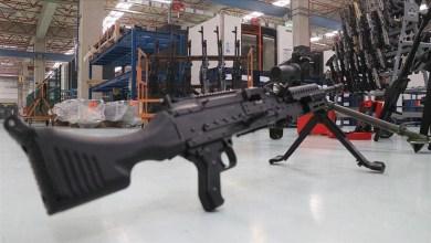 """Photo of شركة تركية تنتج بندقية لـ""""مكافحة الإرهاب"""""""