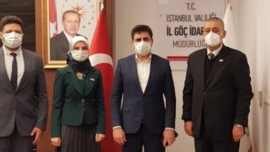 Photo of مدير دائرة الهجرة في اسطنبول يعد بحل مشاكل السوريين