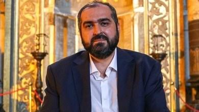 Photo of إمام مسجد آيا صوفيا يستقيل بعد موجة انتقادات له