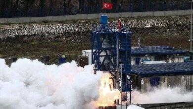 Photo of تركيا تنجح باختبار محرك صاروخ سيستخدم بإطلاق مركبة إلى القمر