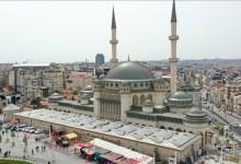 Photo of الاستعدادات متواصلة .. تحديد موعد افتتاح مسجد تقسيم في اسطنبول