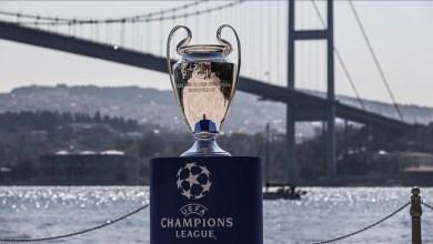 "Photo of ""كأس"" أبطال أوروبا يصل إسطنبول"
