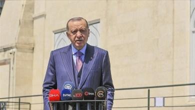 Photo of أردوغان يصرح بخصوص عودة العلاقات مع مصر