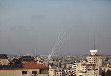 """Photo of بعد انتهاء المهلة .. """"القسام"""" يعلن استهداف مدينة القدس المحتلة بضربة صاروخية"""
