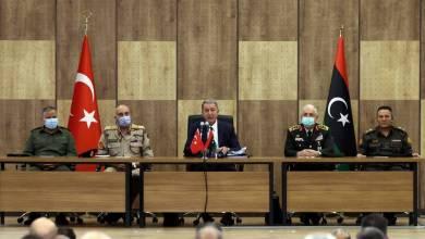 Photo of عن مستقبل التواجد التركي في ليبيا