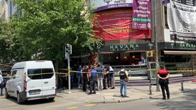 """Photo of مقتل سيدة في هجوم على مبنى """"الشعوب الديمقراطي"""" بإزمير"""