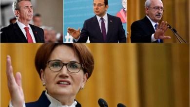 Photo of بوادر صراع بين أقطاب المعارضة على الترشح لرئاسة تركيا