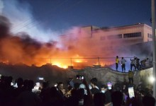 Photo of العراق.. ارتفاع ضحايا حريق مستشفى كورونا إلى 92 قتيلا