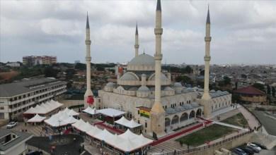 Photo of بدعم تركي.. افتتاح أكبر مسجد غربي إفريقيا بـ غانا