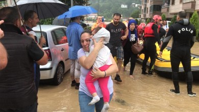Photo of تركيا… أمطار شديدة تتسب بفيضانات و أضرار بالغة في المباني