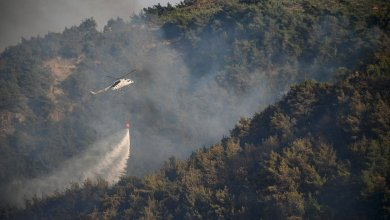 "Photo of شكوك حول وقوف ""بي كا كا"" الإرهابية وراء الحرائق الهائلة في البلاد"