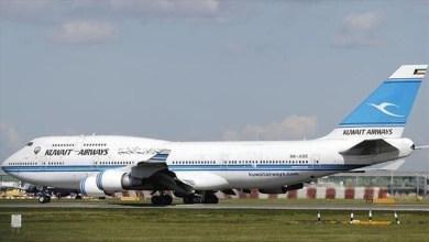 Photo of الخطوط الكويتية تستأنف رحلاتها إلى مصر بعد عام من التوقف