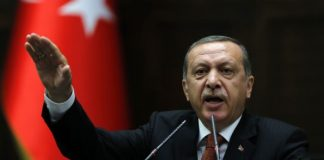 ürkiyə prezidenti Rəcəb Tayyib Ərdoğan