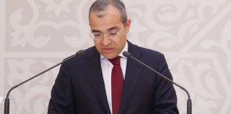İqtisadiyyat naziri Mikayıl Cabbarov