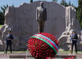 Azərbaycan xalqının ümummilli lideri Heydər Əliyev