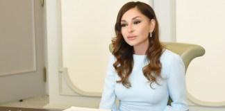 Azərbaycan Respublikasının Birinci vitse-prezidenti Mehriban xanım Əliyeva