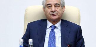 Baş Nazirin müavini, Yeni Azərbaycan Partiyası (YAP) sədrinin müavini-icra katibi Əli Əhmədov