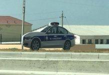 YPX avtomobilinin maketi