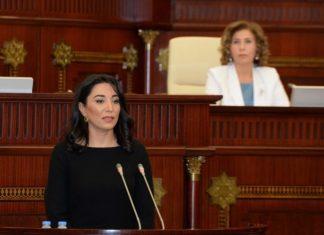 Azərbaycanın İnsan Hüquqları üzrə Müvəkkili (Ombudsman) Səbinə Əliyeva