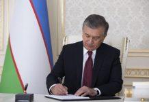 Özbəkistan Prezidenti Şavkat Mirziyoyev