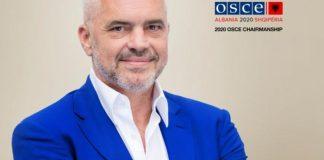 Albaniyanın Baş Naziri Edi Rama