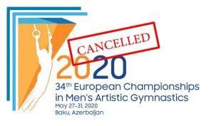 Kişilər arasında idman gimnastikası üzrə Avropa çempionatı