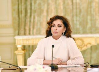 Azərbaycan Respublikasının Birinci vitse-prezidenti xanım Mehriban Əliyeva