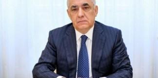Azərbaycan Respublikasının Baş NaziriƏli Əsədov