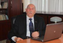 Azərbaycan Kitabxanaçılar Cəmiyyətinin prezidenti, Bakı Dövlət Universitetinin (BDU) professoru Abuzər Alı oğlu Xələfov