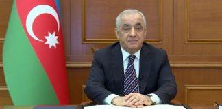 Azərbaycan Respublikasının Baş Naziri Əli Əsədov