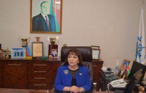 Milli Məclisin deputatı Sədaqət Vəliyeva