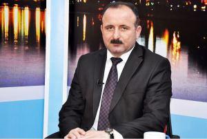 """""""Səs"""" qəzetinin baş redaktoru, siyasi ekspert Bəhruz Quliyev"""