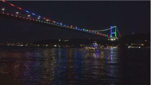 """""""15 İyul Şəhidləri"""", """"Fatih Sultan Mehmet"""" və """"Yavuz Sultan Səlim"""" körpüləri"""