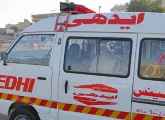 Pakistanda törədilən terror aktı