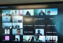 Türk Şurası Sağlamlıq Koordinasiya Komitəsi ilk videokonfrans görüşü